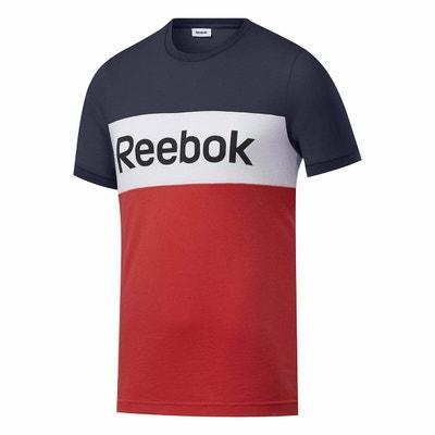 T-shirt Blocked T-shirt Blocked REEBOK SPORT