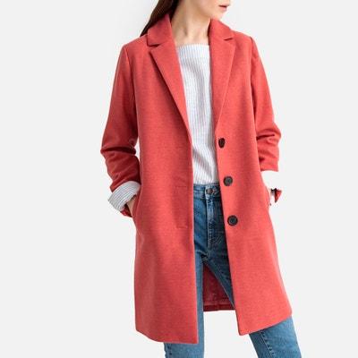 Hallhuber mantel burgundy
