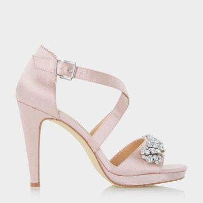 économiser jusqu'à 60% texture nette regard détaillé Chaussures bride cheville | La Redoute