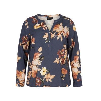 fe1a271d1 Blusa estampado floral