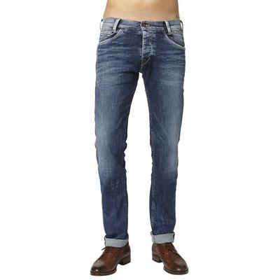 855239b2e35 Jeans straight coupe droite ajustée SPIKE Jeans straight coupe droite  ajustée SPIKE PEPE JEANS