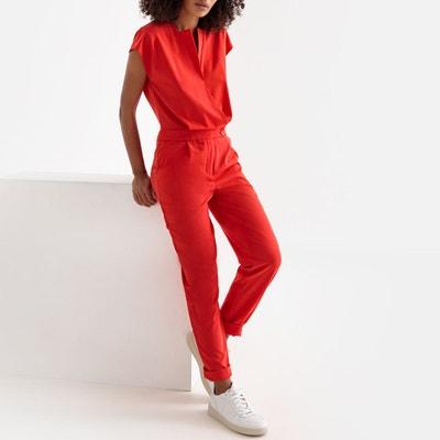 Combinaison pantalon manches courtes Combinaison pantalon manches courtes  LA REDOUTE COLLECTIONS 916cc0de5d0