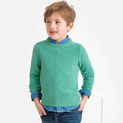 Pull garçon - Vêtements enfant 3-16 ans en solde   La Redoute d824e2959d5