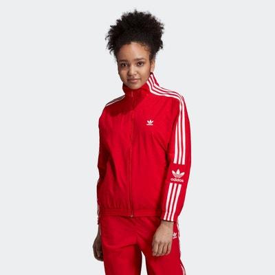 ensemble femme adidas rouge