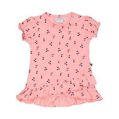 3b3b484bdadca Feetje Tunique à manches courtes cerise chemisier bébé vêtements... Feetje  Tunique à manches