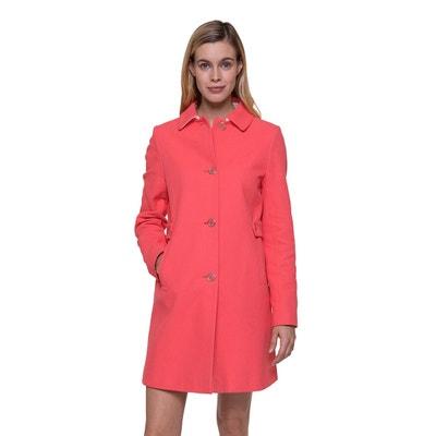 Femme La Orange Redoute Couleur Manteau d1UHTxd