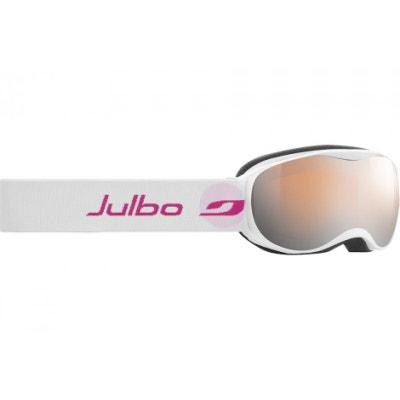 Masque de ski pour enfant JULBO Blanc ATMO Blanc   Rose Spectron 3 Miroir  JULBO 63314633012f