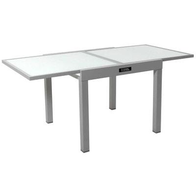 Table de jardin aluminium   La Redoute