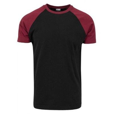 ae1efc5dd0e T-shirt manches raglan bicolore URBAN CLASSICS