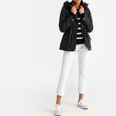 Manteau noir chaud femme | La Redoute
