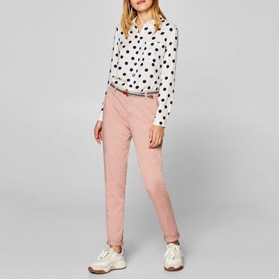 a35818e52e54 Pantalon chino Pantalon chino ESPRIT
