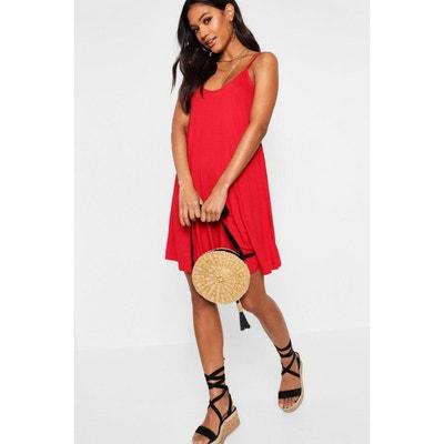 97826bcba Robe rouge femme | La Redoute