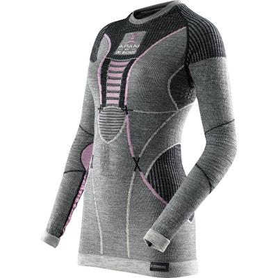 Apani Merino By Fastflow - Sous-vêtement Femme - gris X-BIONIC dd9485f6051