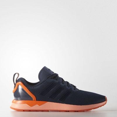buy popular 38206 9030e Adidas Originals ZX FLUX ADV Chaussures Mode Sneakers Homme Bleu Orange  Adidas Originals ZX FLUX ADV