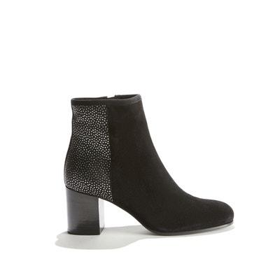 30c7f67ebfabdf Boots à talon DALWIN Exclusivité Brand Boutique JONAK