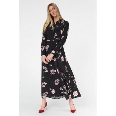dda0f29fe5d64 Robe chemise longue