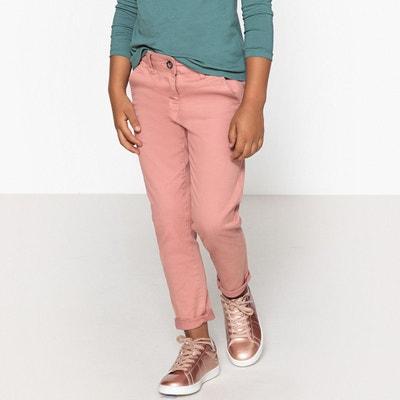 24f4bb7ea Pantalon rose poudre | La Redoute