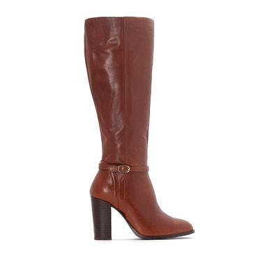 niño pulcro lindos zapatos Tacones marrones | La Redoute