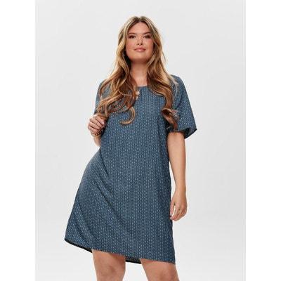 de valeur Excellente qualité robe chemisier rayée