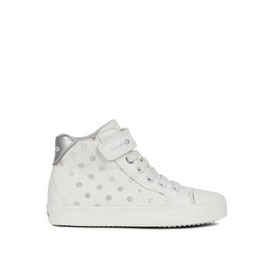Baskets fille - Chaussures enfant 3-16 ans Geox  c65d0ba1e66