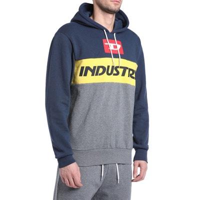 Sweater in molton met kap Diesel Industry Sweater in molton met kap Diesel Industry DIESEL