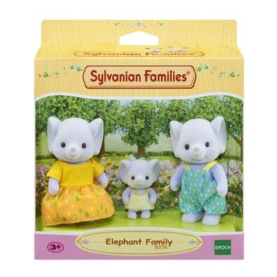 La famille Elephant Sylvanian La famille Elephant Sylvanian SYLVANIAN FAMILIES
