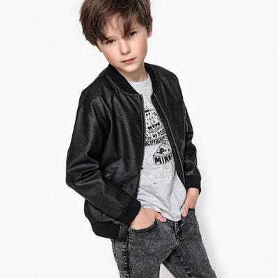 Blouson garçon - Manteaux enfant 3-16 ans en solde   La Redoute 9fd43542d35