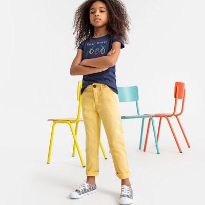 Pantalon, pantacourt fille - Vêtements enfant 3-16 ans en solde   La ... 55e06f8d5de