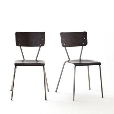 Chaise Vintage Lot De 2 Hiba