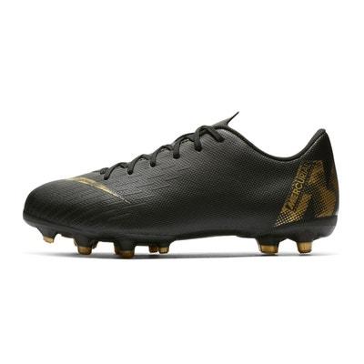 eb06ecb767 Chaussures football Nike Mercurial Vapor XII Academy MG Noir Junior  Chaussures football Nike Mercurial Vapor XII