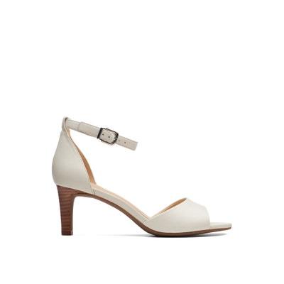 b0d7899d4cad Laureti Grace 2 Leather Sandals Laureti Grace 2 Leather Sandals CLARKS