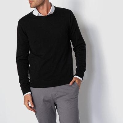 7e9d8b744 Jersey con cuello redondo de algodón