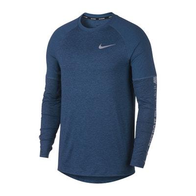 tee shirt nike manche longue homme coton