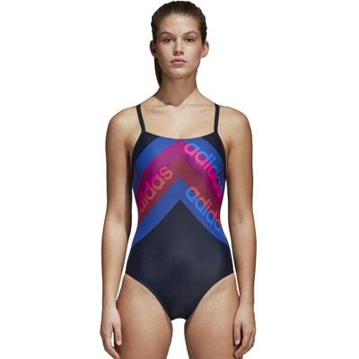 16cbad19e539 Maillot de bain 1 pièce piscine imprimé graphique adidas Performance