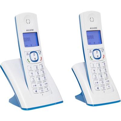 t l phone fixe duo la redoute