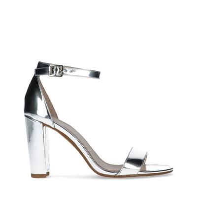 prix compétitif a2179 8e4ed Chaussures talon argent   La Redoute