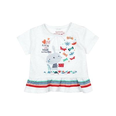 T-shirt Tricot Fantasie T-shirt Tricot Fantasie BOBOLI b0d2ae5fd59