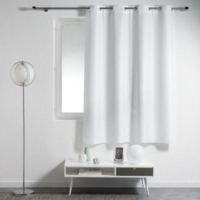 Rideau blanc salon | La Redoute