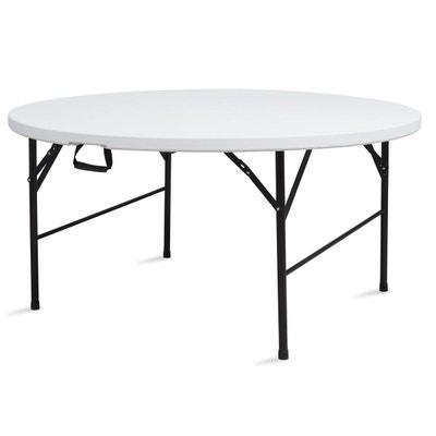 Table ronde rabattable | La Redoute
