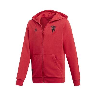 Sweat à capuche Manchester United 7 – 16 ans Sweat à capuche Manchester  United 7 –. La Belle Affaire. adidas Performance e31abe870f3