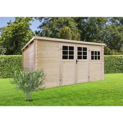 Porte pour abris de jardin en bois | La Redoute