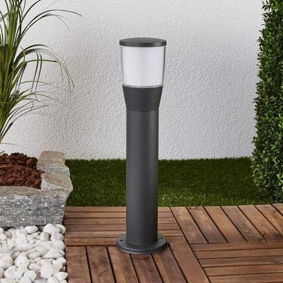 Luminaire extérieur en aluminium moderne LED Luminaire extérieur en  aluminium moderne LED LAMPENWELT 3addc493209c