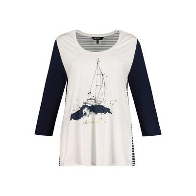 ce5168a9730 Tee shirt femme grande taille - Castaluna (page 13)