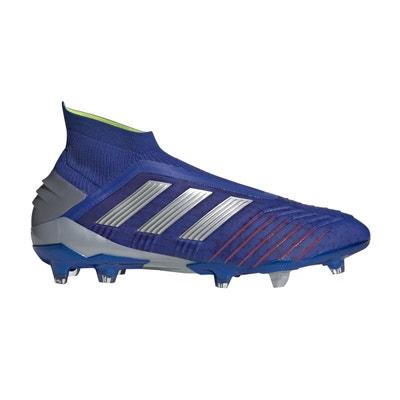 save off 11c58 57802 Chaussures football adidas Predator 19+ Bleu Chaussures football adidas  Predator 19+ Bleu adidas Performance