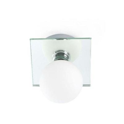Applique   Plafonnier Salle De Bain Miroir Lass 1 IP44 L10 Cm Applique    Plafonnier