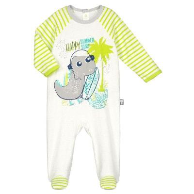 89a5b5783f621 Pyjama bébé Dinobeach PETIT BEGUIN