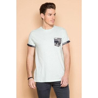 88deb2aaccc T-shirt chiné avec poche imprimée SHAMAR DEELUXE