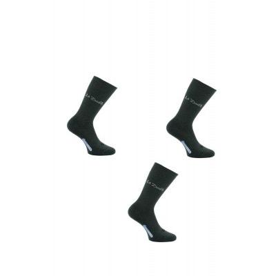 f79fe2580906c 2 paires + 1 gratuite de chaussettes Double THYO