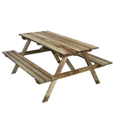 Table de jardin Cemonjardin | La Redoute
