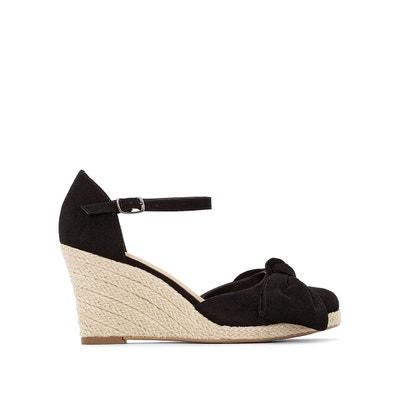 design intemporel 9d314 66081 Chaussures talon compense noir | La Redoute